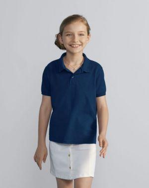 Gildan Youth's Pique Sport Shirt 50/50