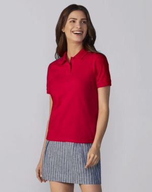 Gildan Ladies' Pique Sport Shirt 50/50