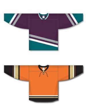 Hockey Pro Style: Anaheim Ducks