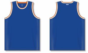 B1710 League Series Dryflex Basketball Pro Cut Jersey