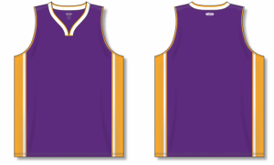 B1715 Pro Series Dryflex Basketball Jersey with Piping