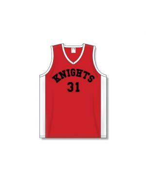 B2115 Pro Series Dryflex Basketball Jersey with V-Neck