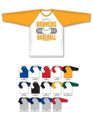 AK Pullover Baseball Jerseys