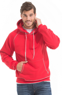 King Athletics Extra Heavy Hooded Pullover