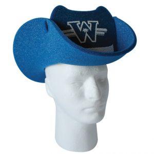 Cowboy Hat Pop Up Visor