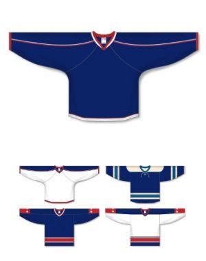 Hockey Pro Style: Columbus Blue Jackets