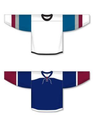 Hockey Pro Style: Colorado Avalanche