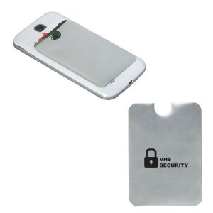 RFID Card Smart Phone Wallet (CU6577)
