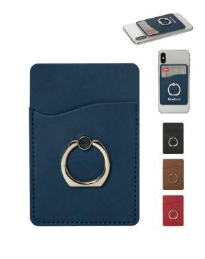 Berksby Ring Smartphone Holder/Wallet (CU9281)