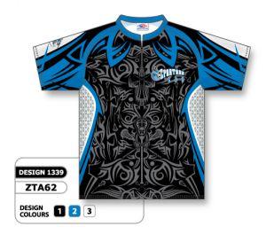 zta62 Sublimated Bowling Shirts