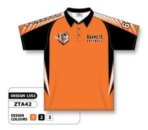 zta42 Sublimated Bowling Shirts