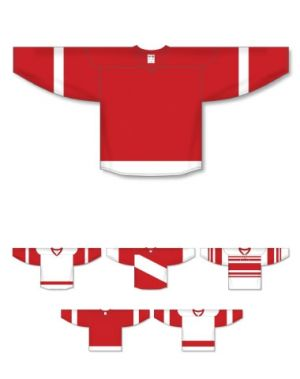 Hockey Pro Style: Detroit Red Wings