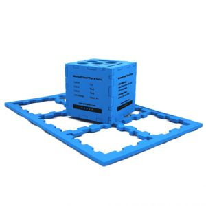 Foam Puzzle Cube Organizer