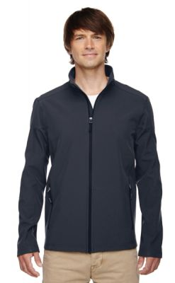 Core 365 - Men's Cruise Two-Layer Fleece Bonded Soft Shell Jacket