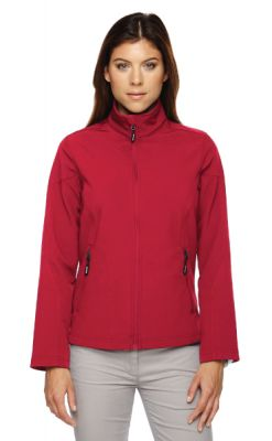 Core 365 - Ladies' Cruise Two-Layer Fleece Bonded Soft Shell Jacket