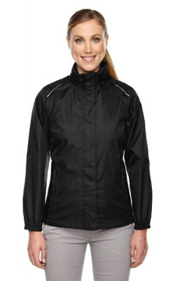 Core 365 - Ladies' Climate Seam-Sealed Lightweight Variegated Ripstop Jacket