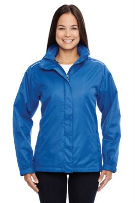 Core 365 - Ladies' Region 3-in-1 Jacket with Fleece Liner