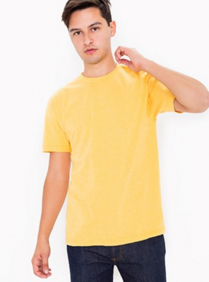 American Apparel Unisex Poly-Cotton Crewneck