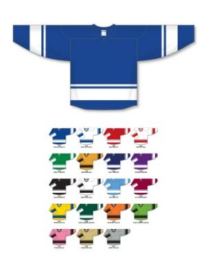 H6400 League Series Midweight Knit Hockey Jersey