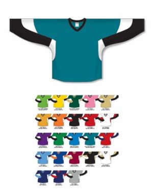 H6600 League Series Midweight Knit Hockey Jersey