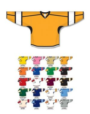 H7000 Select Series AK-Knit Hockey Jersey with Mesh Inserts