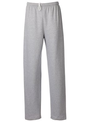 King Athletics - Open Bottom Sweatpant with Pockets