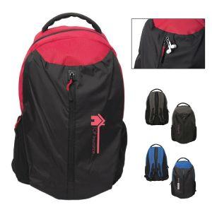 Zip-Checker Laptop Backpack (KN6525)