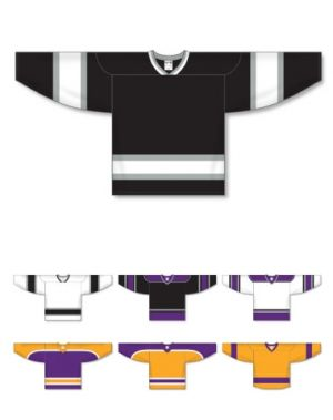 Hockey Pro Style: Los Angeles Kings