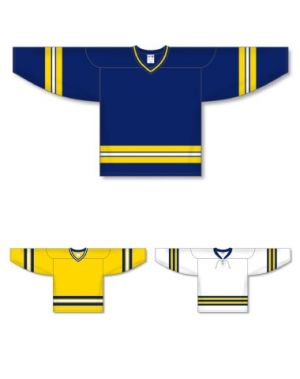 Hockey Pro Style: University of Michigan