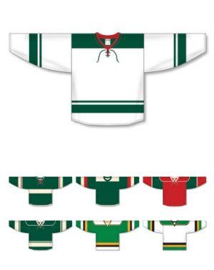 Hockey Pro Style: Minnesota Wild