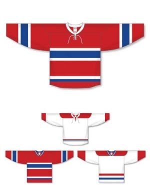 Hockey Pro Style: Montreal Canadiens