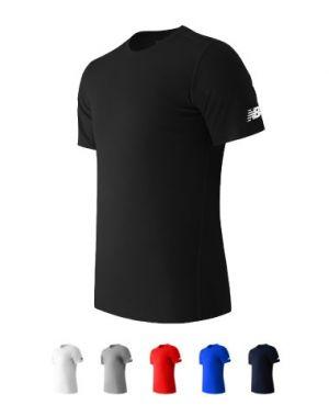 New Balance Men's Short Sleeve Shirt