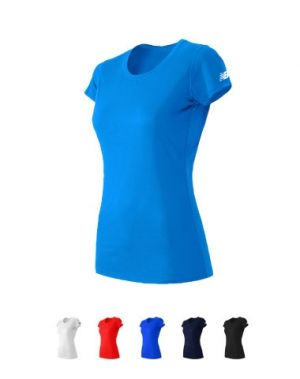 New Balance Ladies' Short Sleeve Shirt