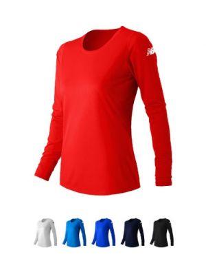 New Balance Ladies' Long Sleeve Shirt