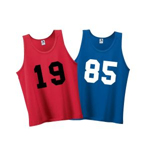 Stock Number for Sports Uniforms