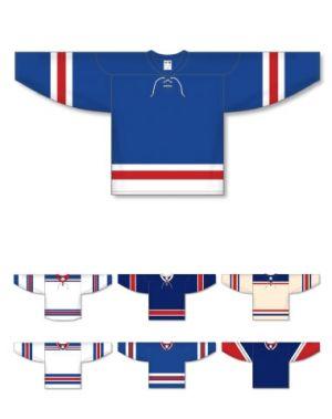 Hockey Pro Style: New York Rangers