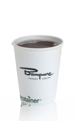12 oz Compostable Hot Paper Cup