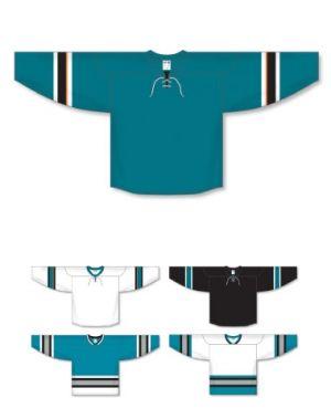 Hockey Pro Style: San Jose Sharks
