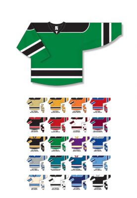 H7500 Select Series AK-Knit Hockey Jersey