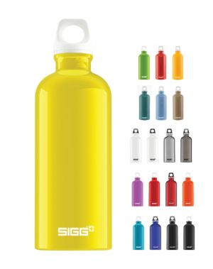 SIGG Classic Traveller Aluminum Bottles (0.6L)