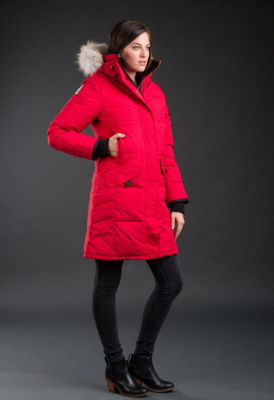 SIKU - Ladies' Knee-Length Parka
