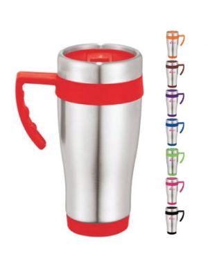 15 oz Seaside Travel Mug