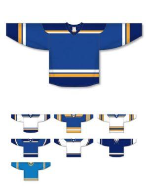 Hockey Pro Style: St Louis Blues