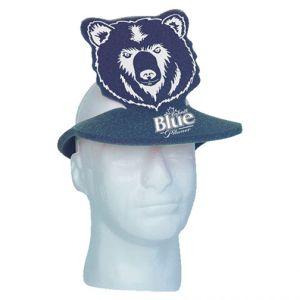 Bear Pop Up Foam Visor