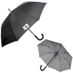Executive Pinstripe Umbrella
