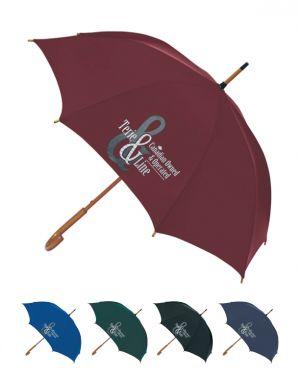Dark Coloured Executive Umbrella