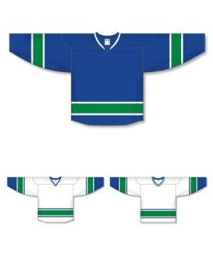 Hockey Pro Style: Vancouver Canucks