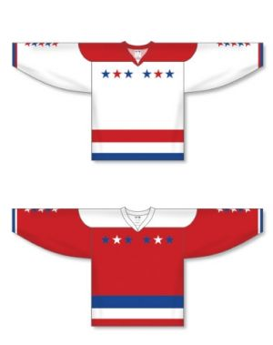 Hockey Pro Style: Washington Capitals (C)
