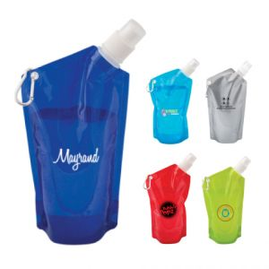 20 oz Folding Water Bag