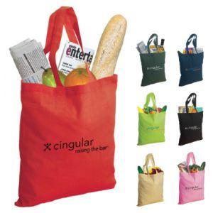 Lightweight Econo Cotton Tote Bag